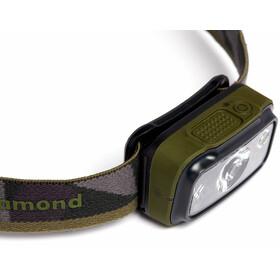 Black Diamond Spot 350 Latarka czołowa, oliwkowy